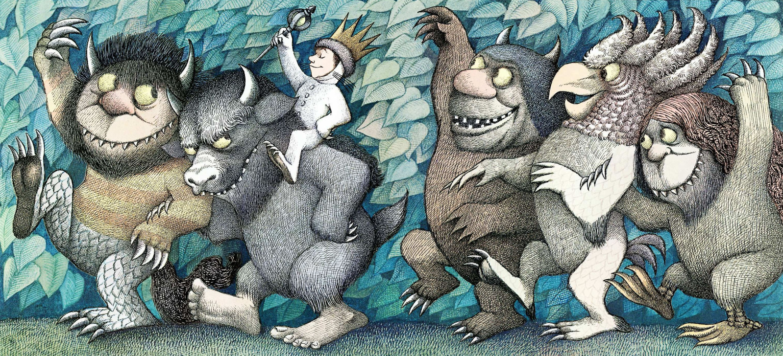Symptoms…Where The Wild Things Are.