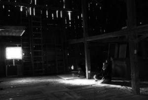 Finding my Self in a barn