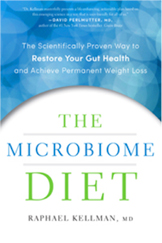 The Microbiome Book by Dr. Raphael Kellman